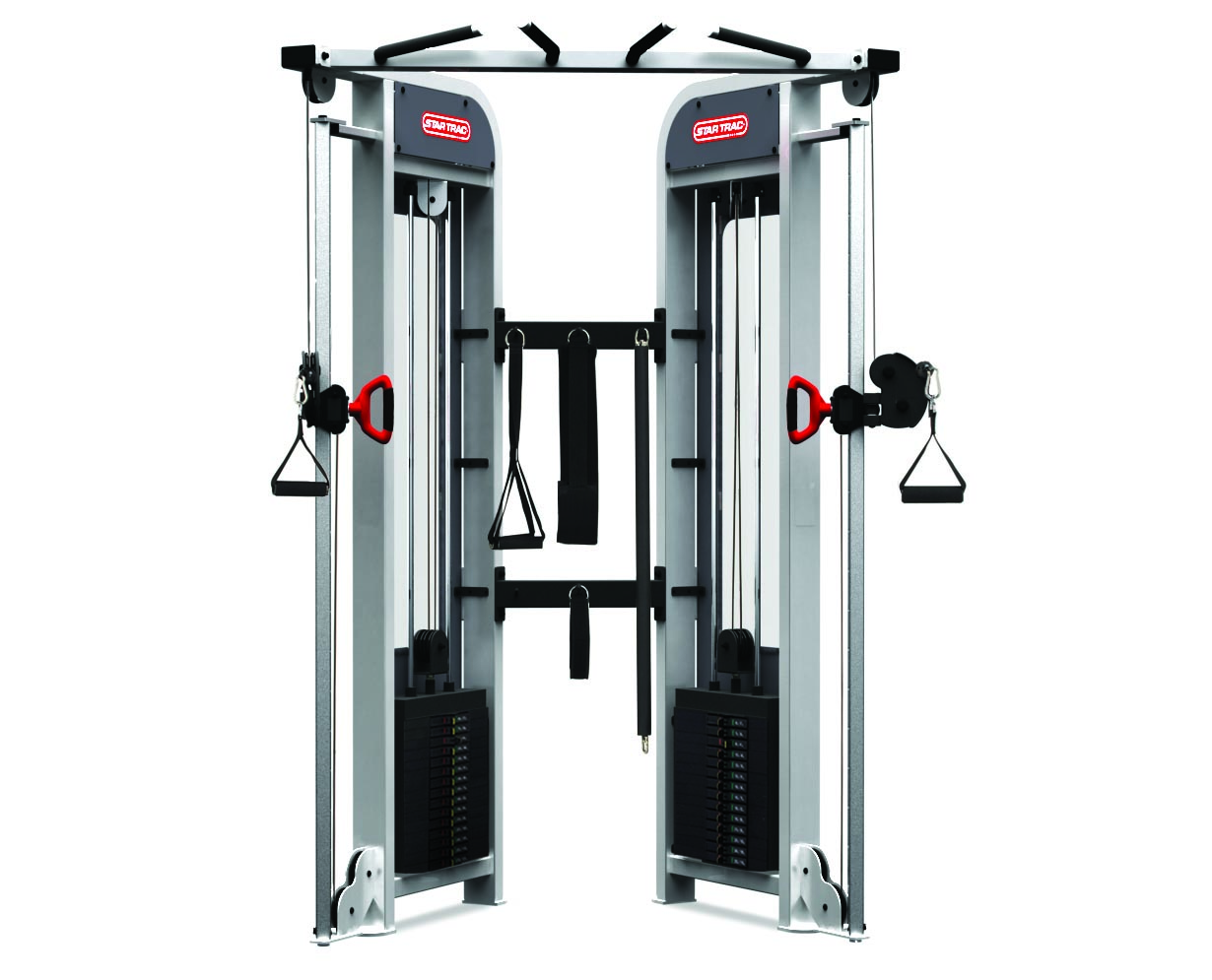 Core fitness machine