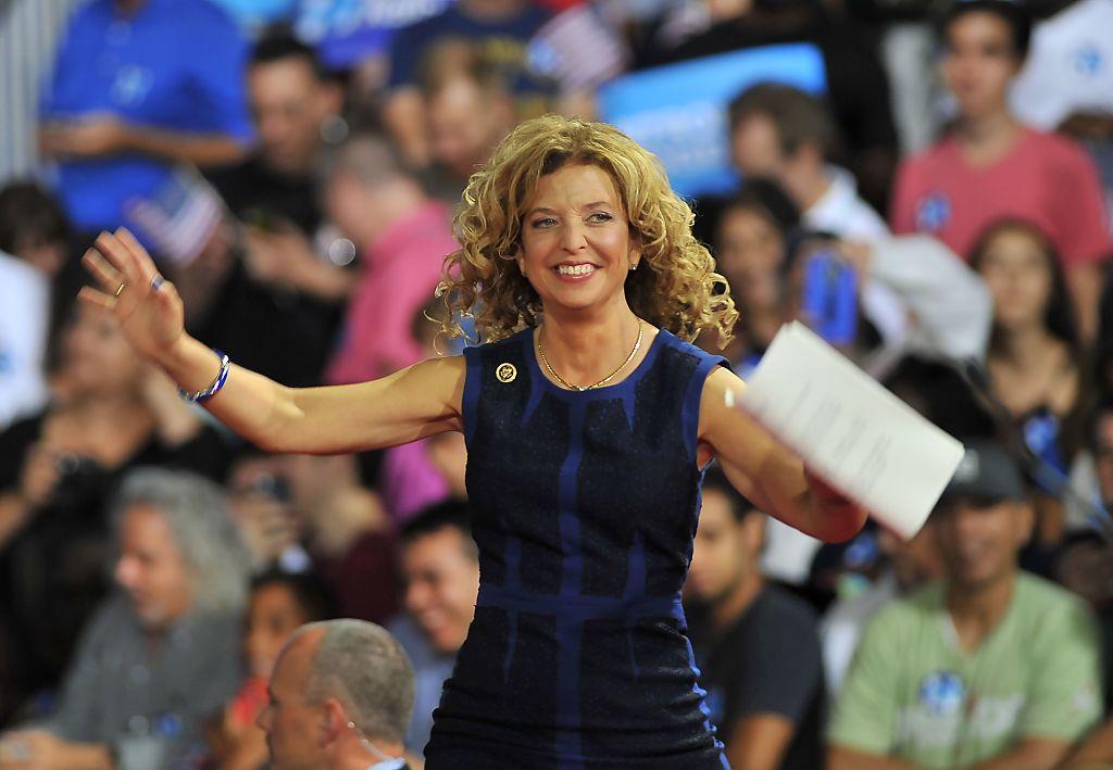 Congresswoman Debbie Wasserman