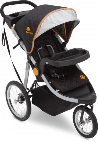 Delta children's stroller