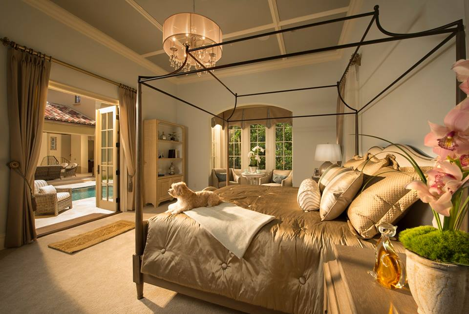 Disney Golden Oak bedroom