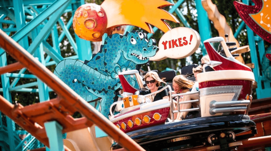Disney Primeval Whirl