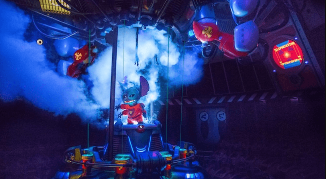 Disney Stitch's Great Escape