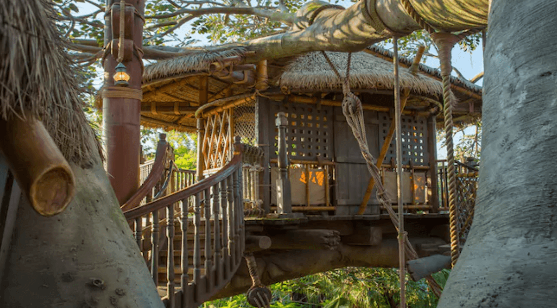Disney Swiss Family Treehouse
