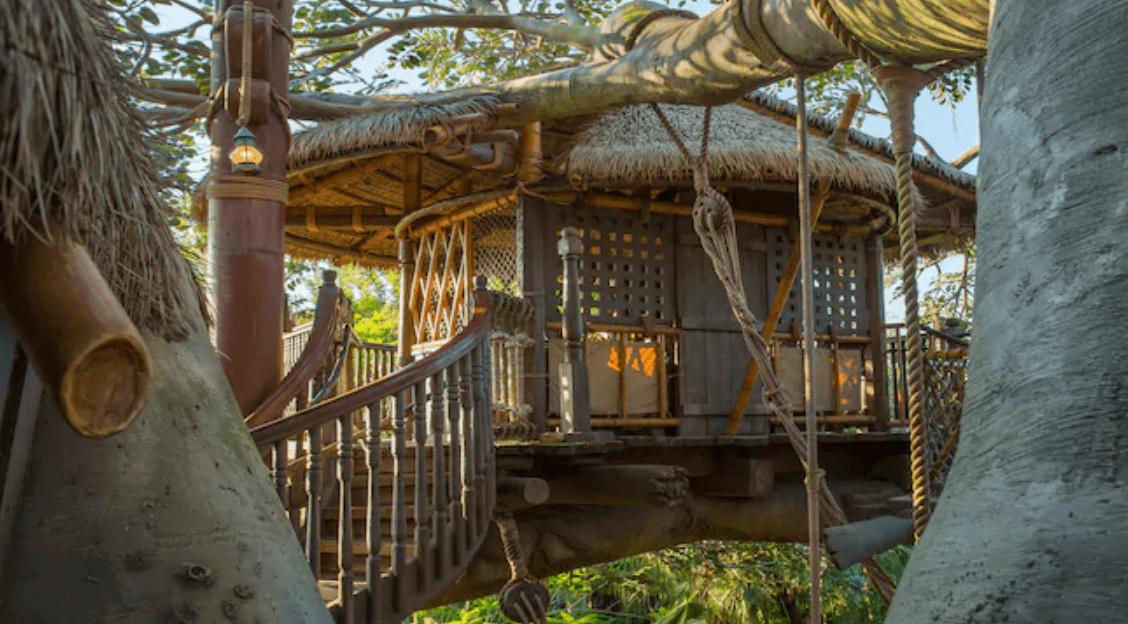 Disney Swiss Family Treehouse