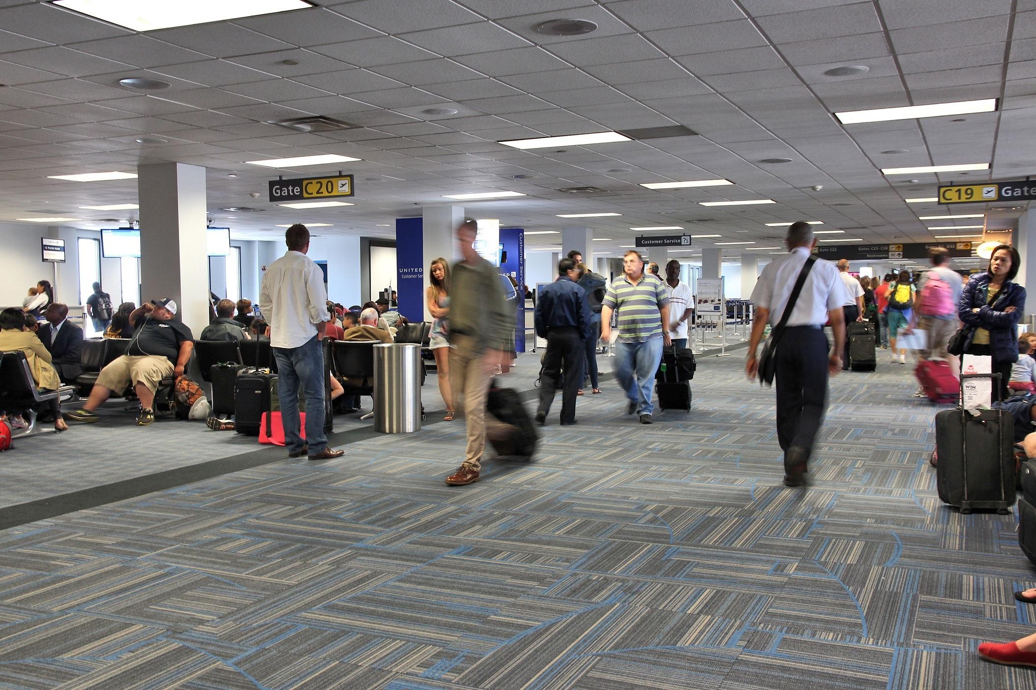 Washington DC airport