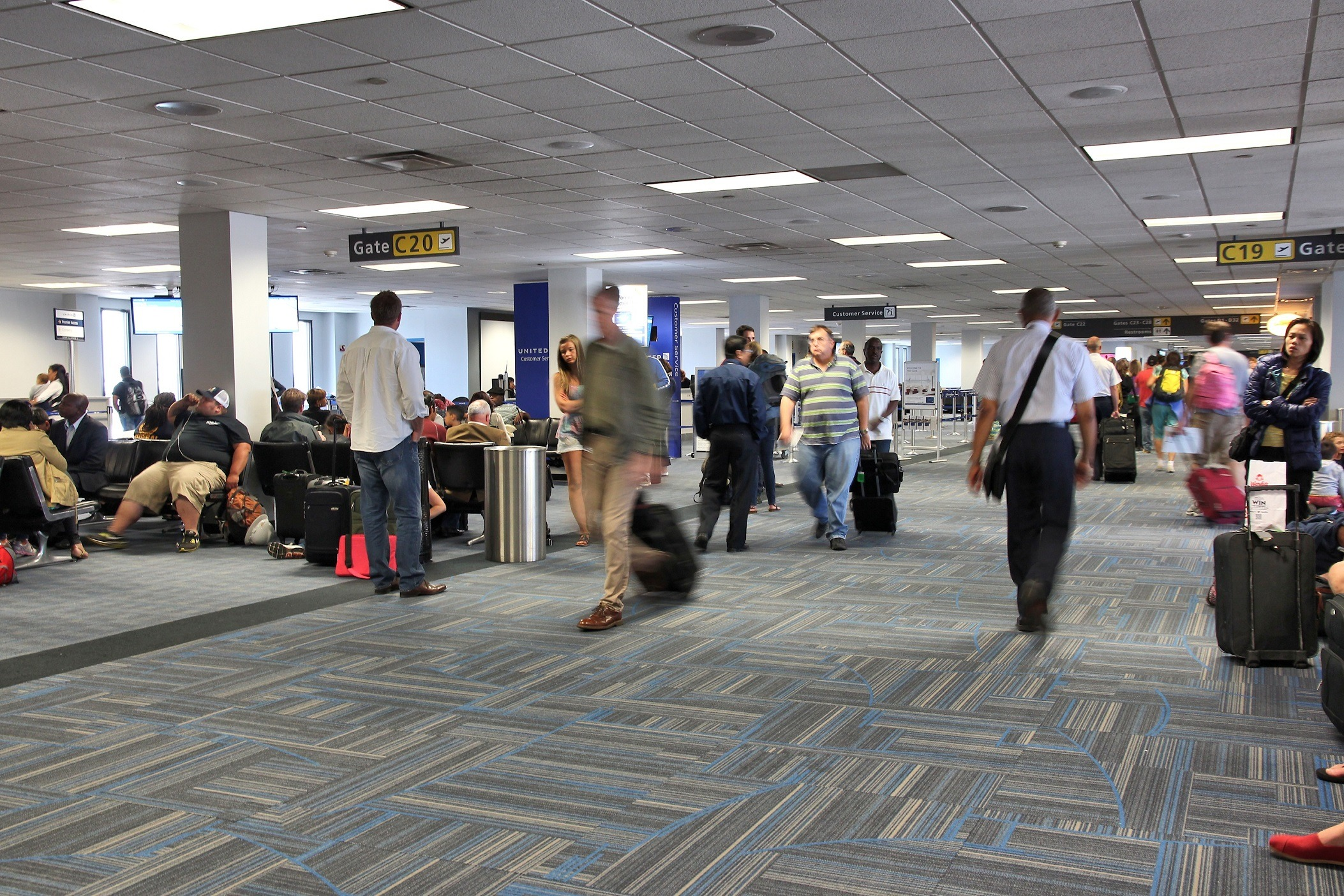 Washington, D.C., airport