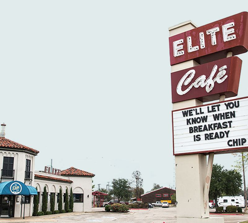Elite Cafe, soon to be Magnolia Table
