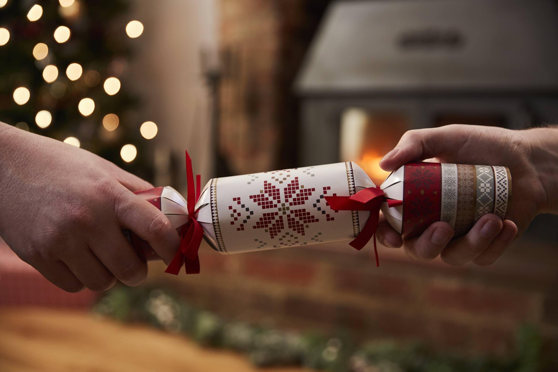 English Christmas Cracker