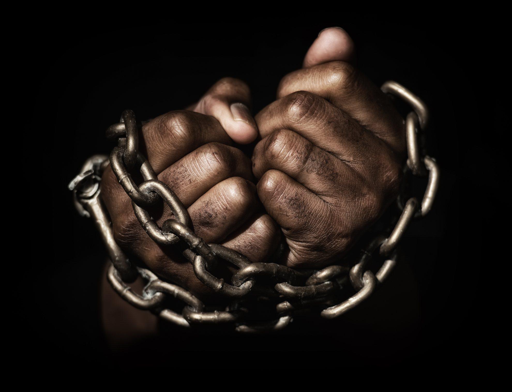 Enslaved person