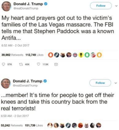 fake donald trump tweets