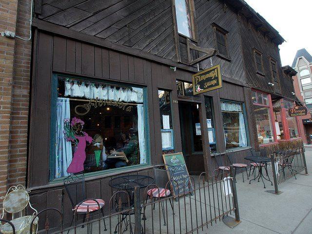 Floradora saloon in Telluride