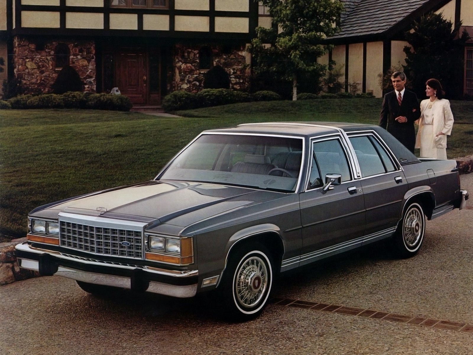 1983 Ford Crown Victoria