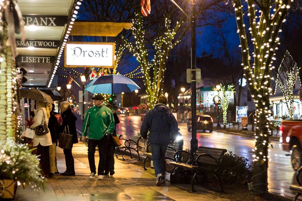 Frankenmuth Michigan Christmas