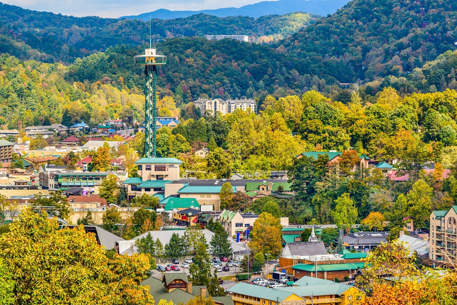 Gatlinburg Tennessee