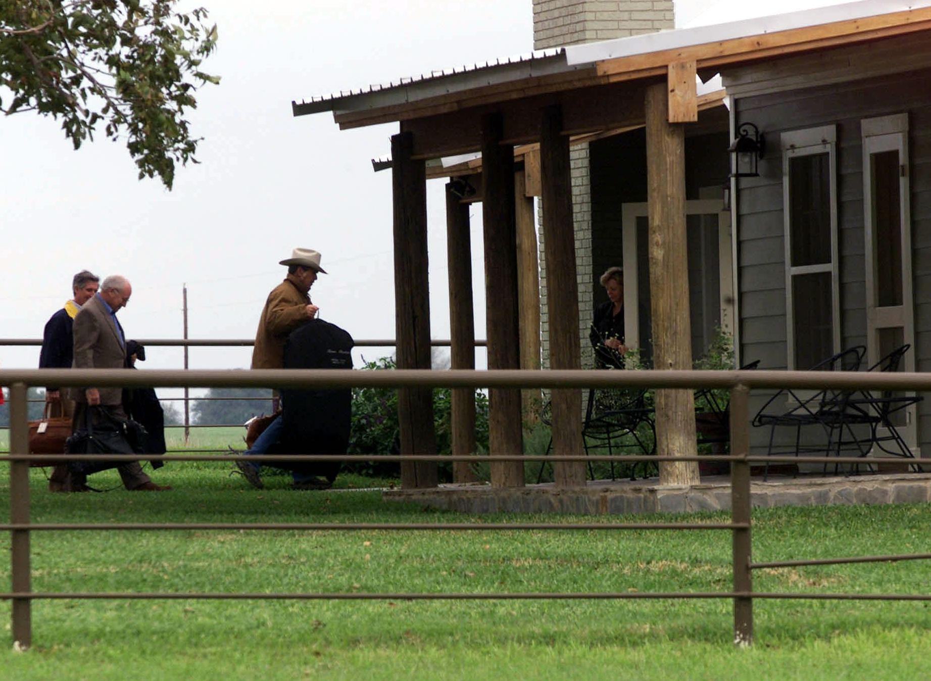 George W. Bush Crawford Texas Ranch