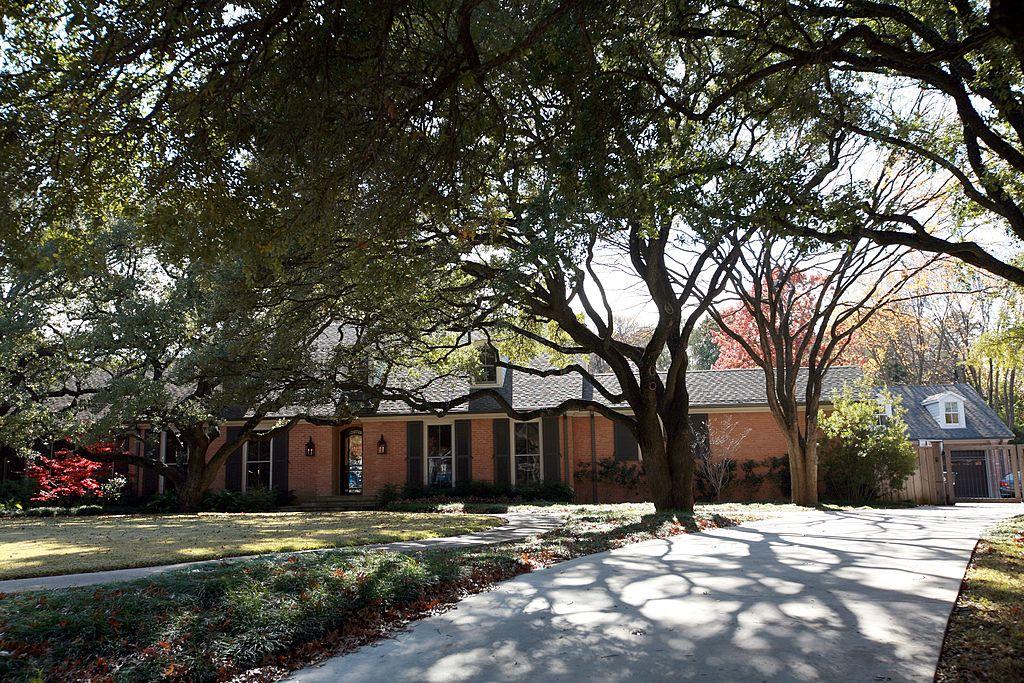 George Bush House Dallas