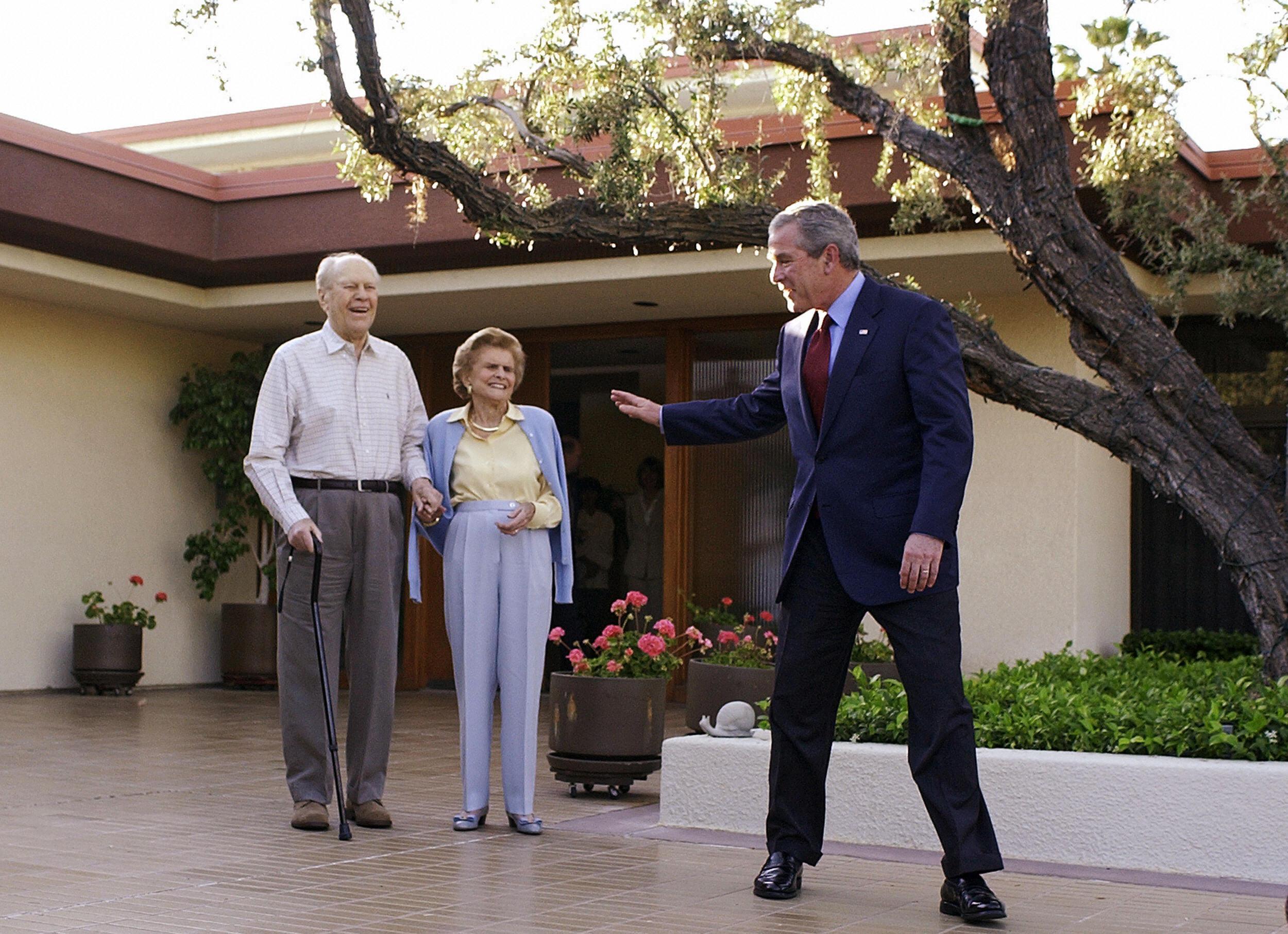 Gerald Ford Rancho Mirage, california