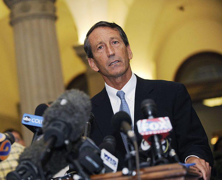 South Carolina Gov. Mark Sanford Returns To Capitol After Unexplained Trip