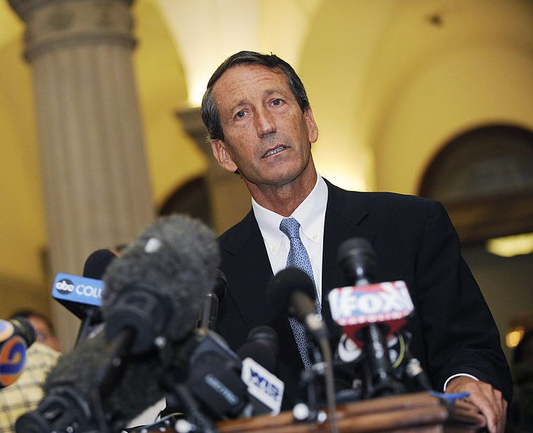 South Carolina Gov. Mark Sanford Returns To Capitol After Unexplained Trip