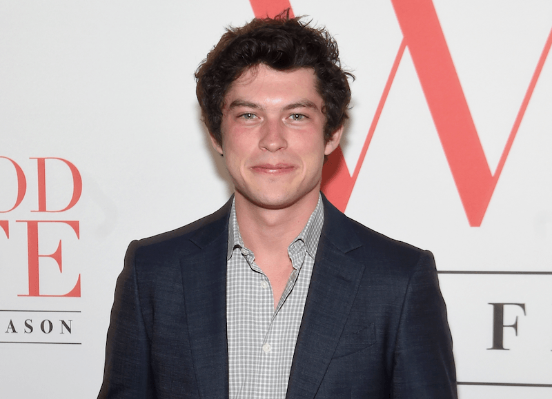Graham Phillips smiles while at an event