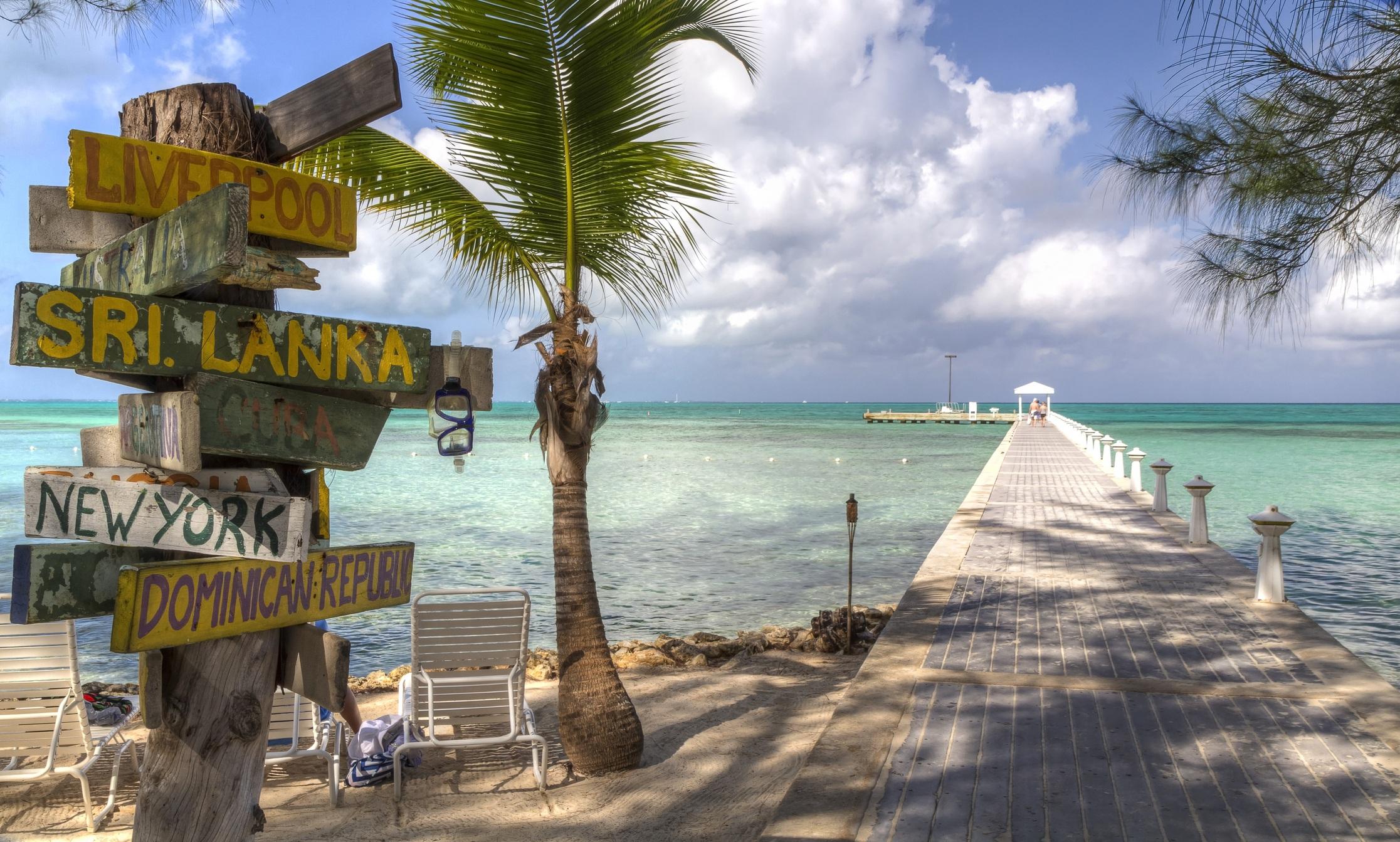 Grand Cayman islands