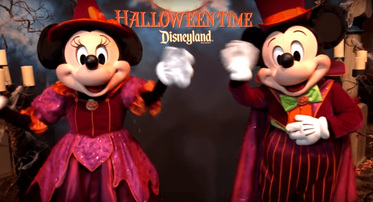 These Are the Rules You Have to Follow to Celebrate Halloween at Disney