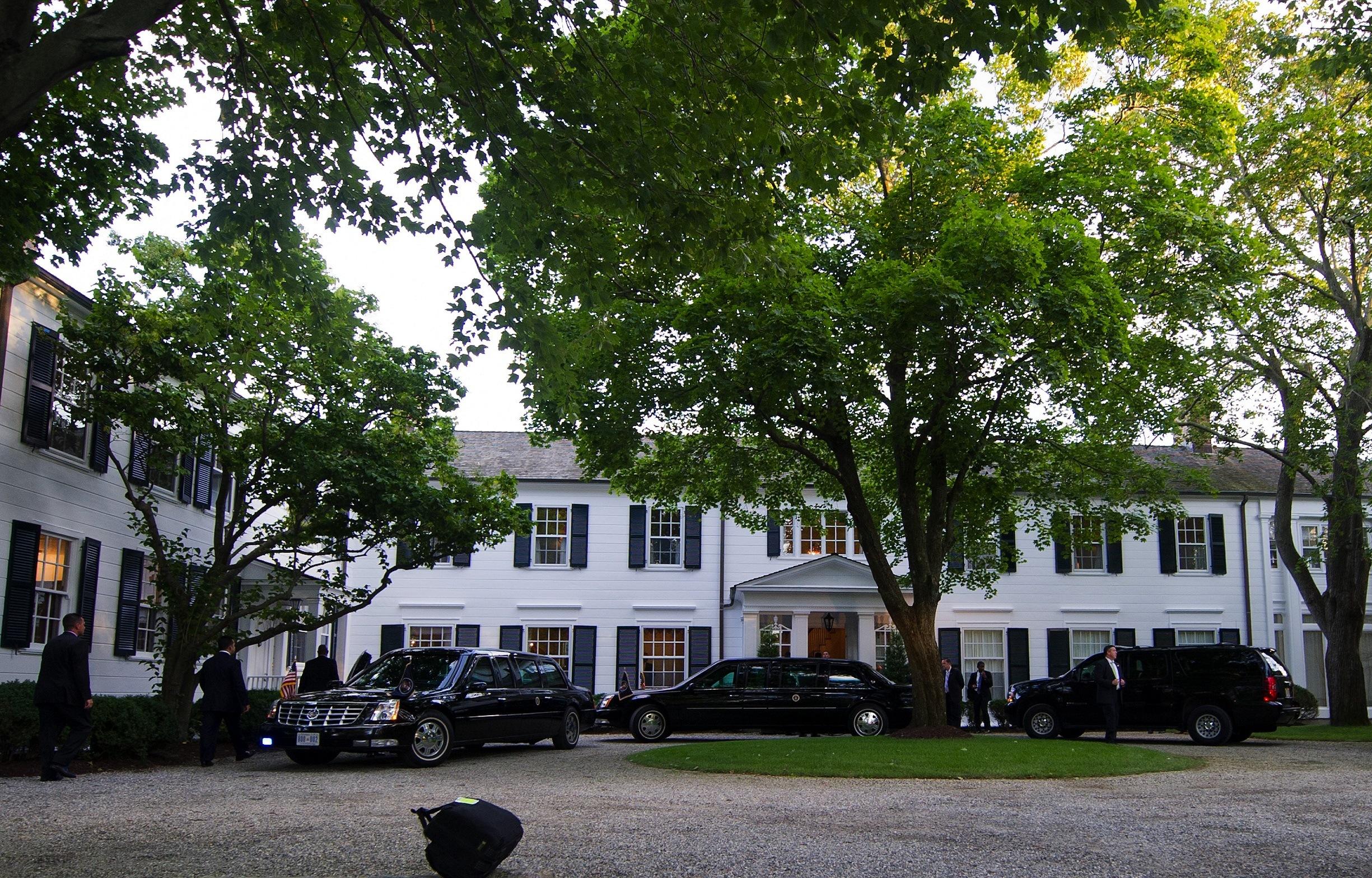 Harvey Weinstein home Connecticut