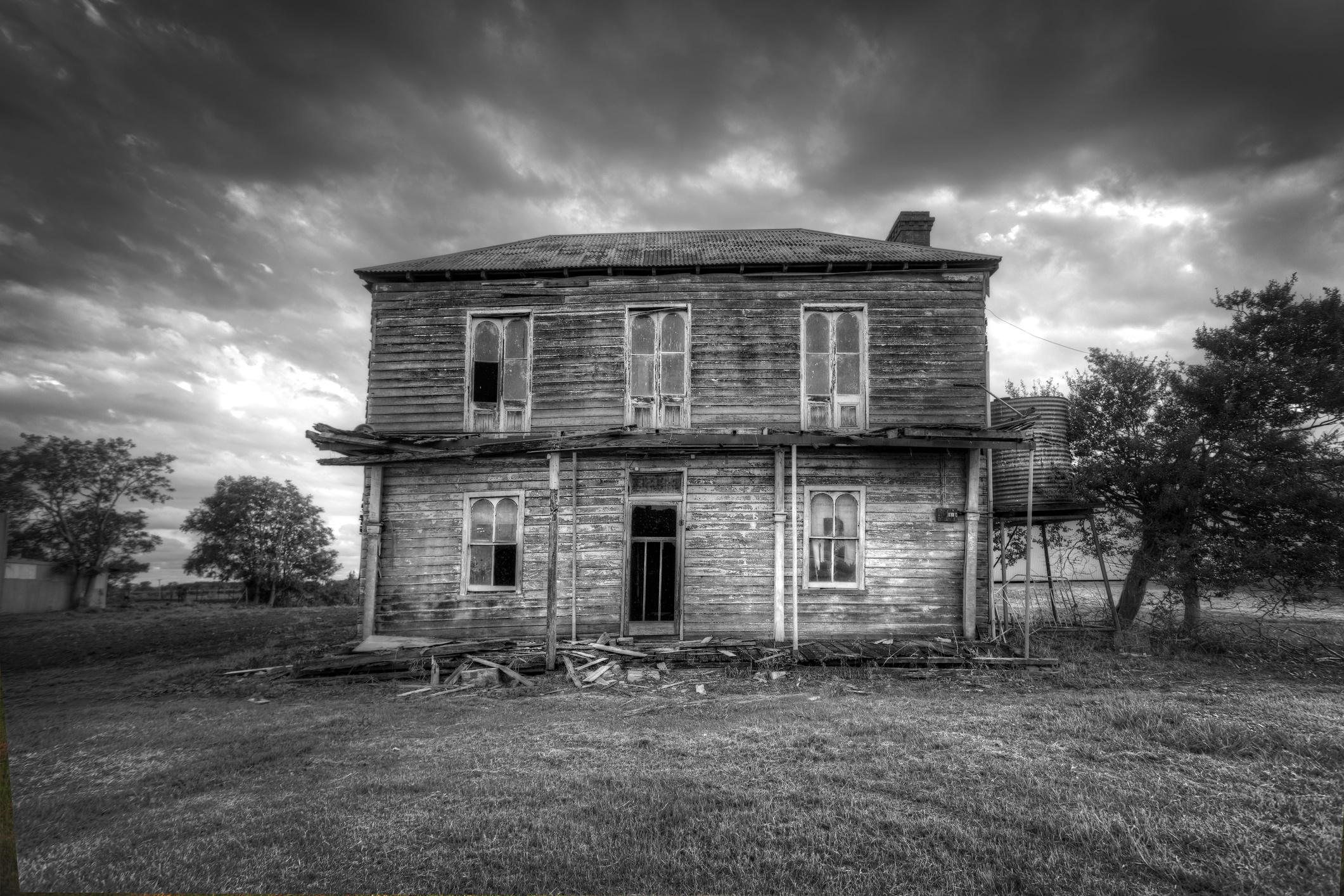 Captivating Haunted House