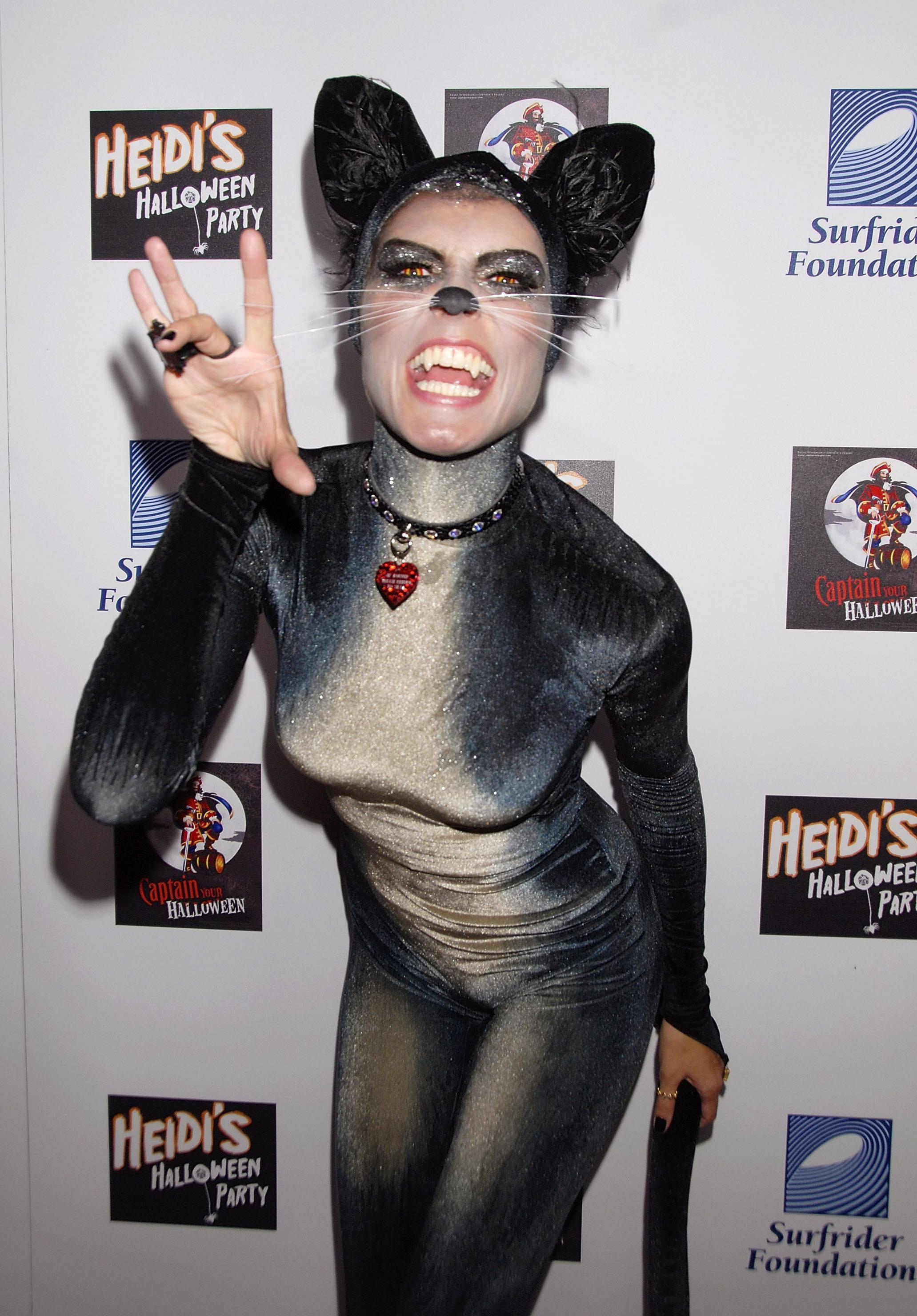 Heidi Klum's 8th Annual Halloween Party