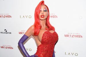 This Is the Most Outrageous Halloween Costume Heidi Klum Has Ever Worn