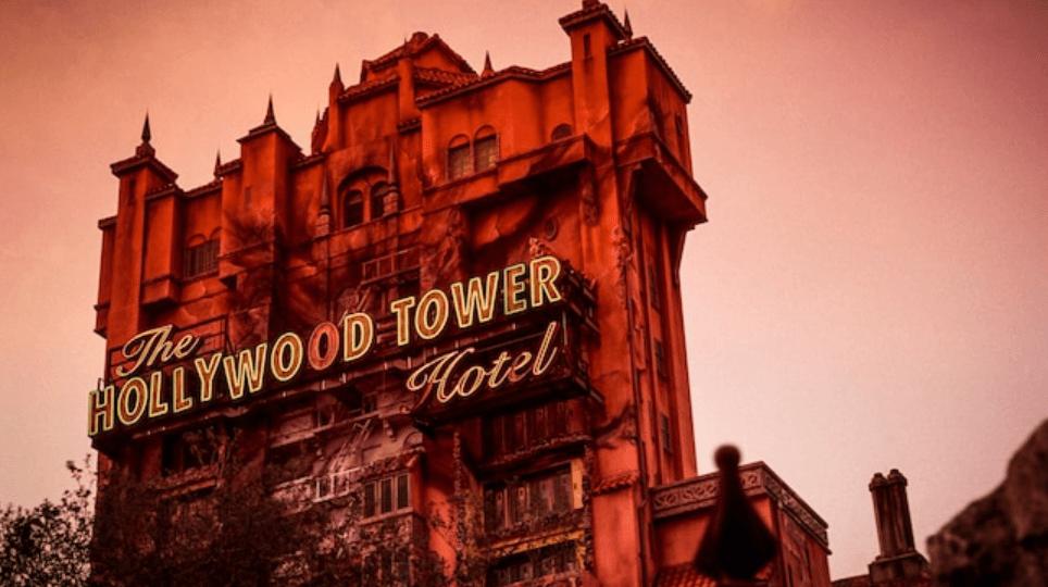 Hollywood Tower of Terror Disney
