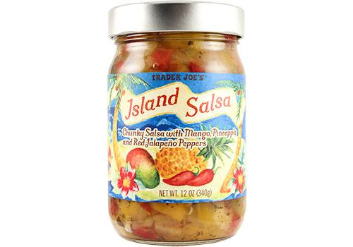 Trader Joe Island Salsa
