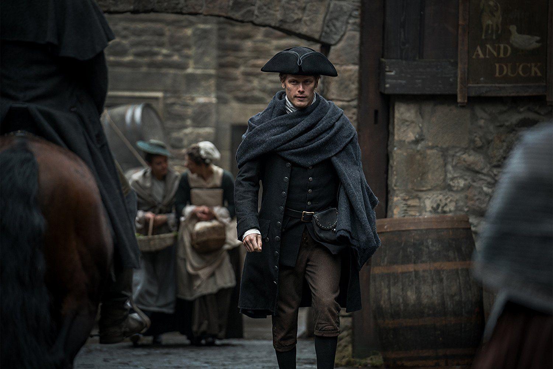 Jamie in Edinburgh