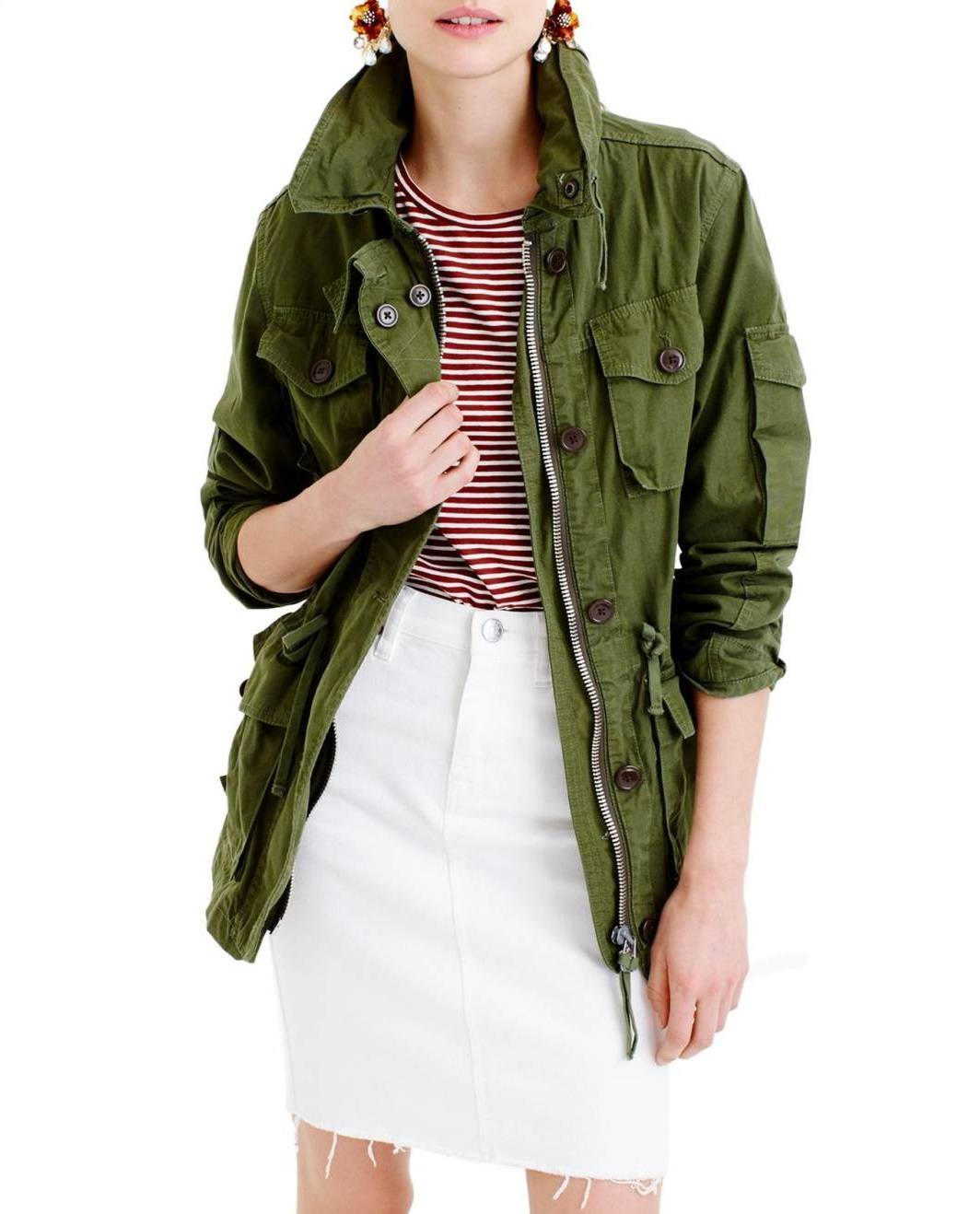 Nordstrom J. Crew jacket