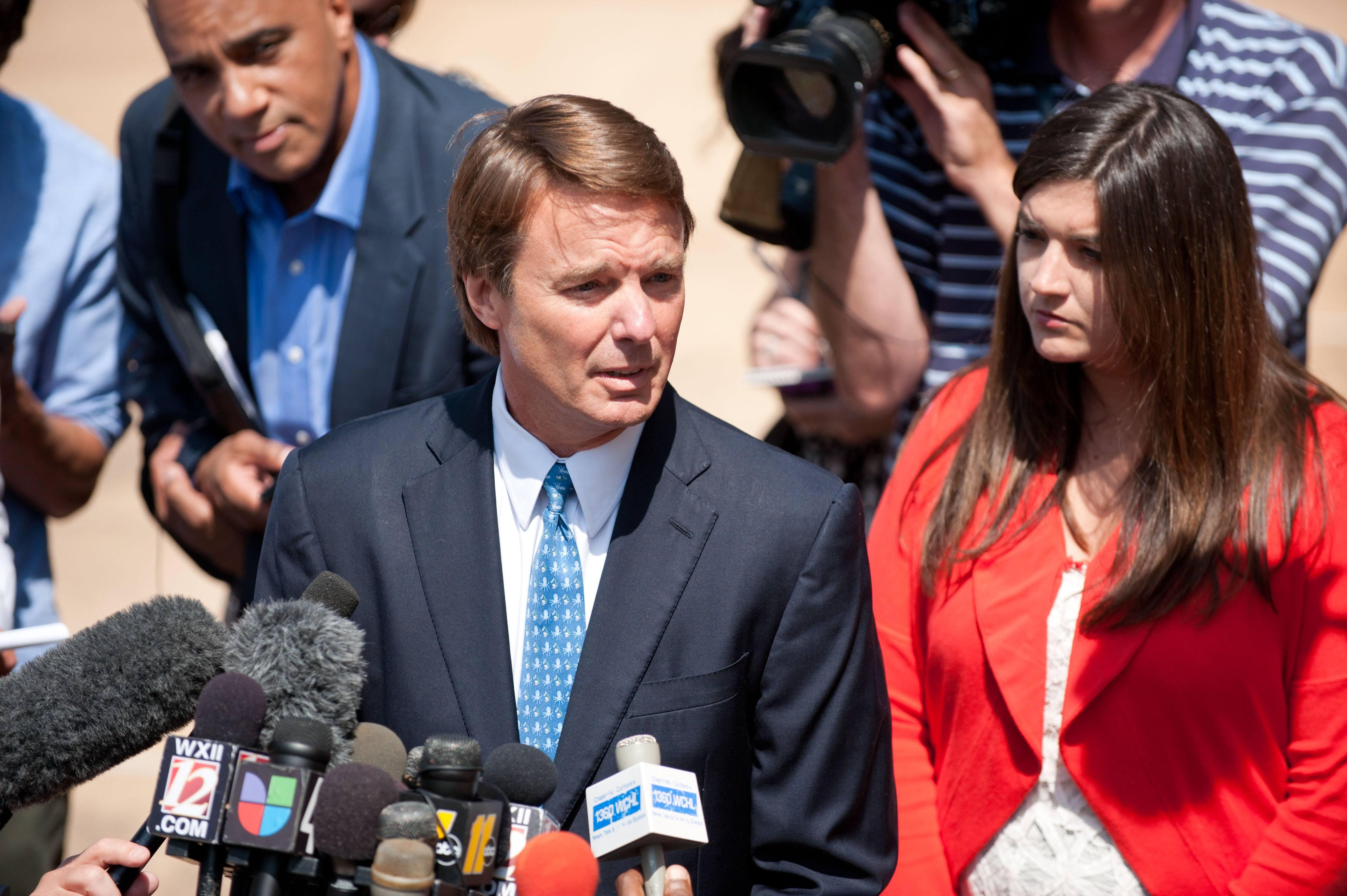 John Edwards affair scandal