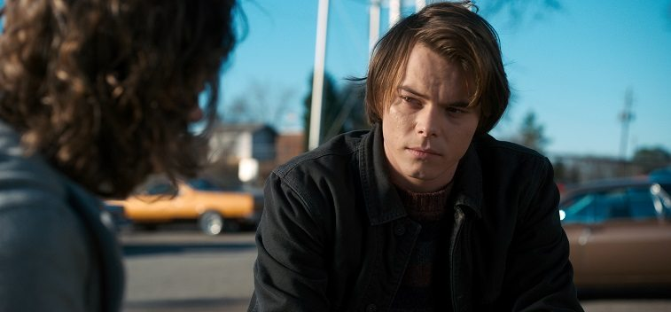 Jonathan Byers in Stranger Things 2