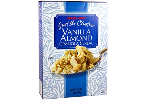 Just the Clusters Vanilla Almond