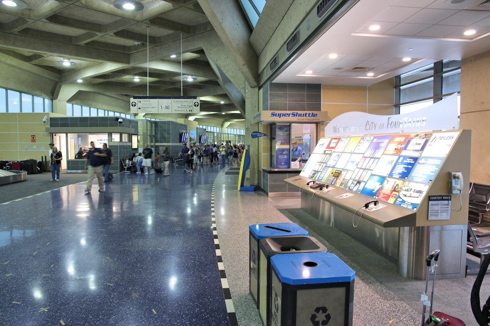 Kansas City, Missouri, airport