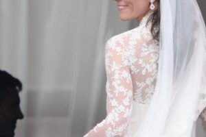 The Secret Message on Kate Middleton's Wedding Dress You Never Noticed