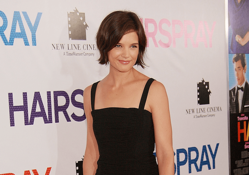 Every One Of Katie Holmes Most Iconic Hairstyles