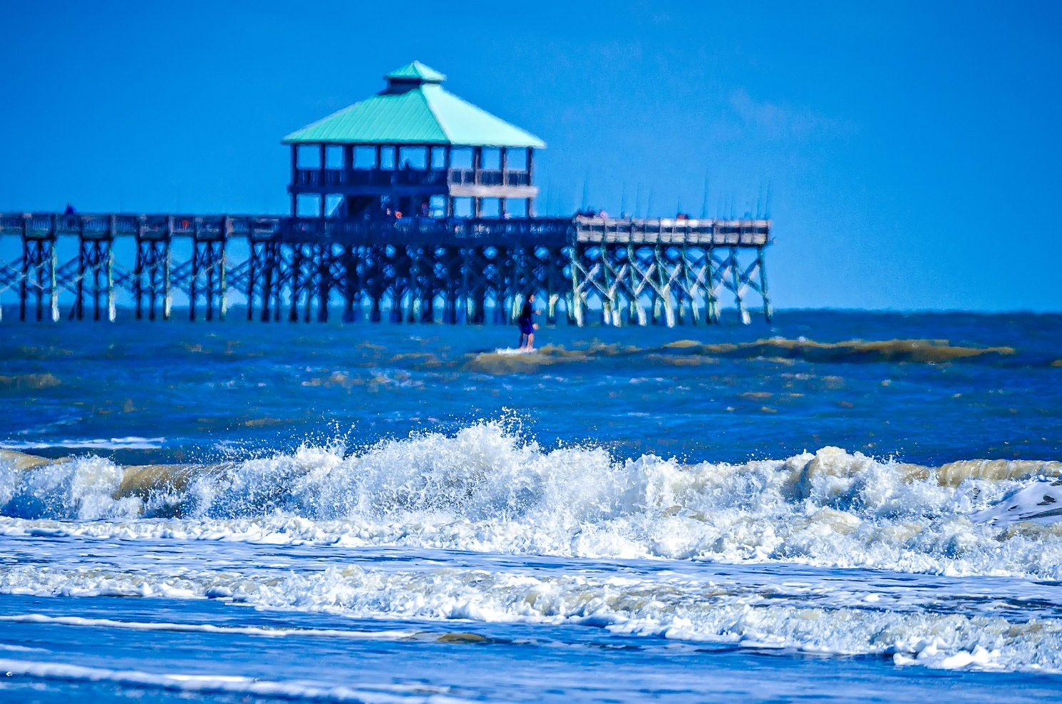 Folley Beach, South Carolina