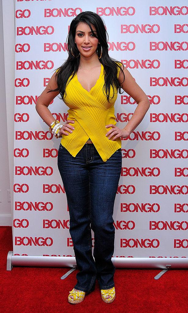 Kim Kardashian Bongo