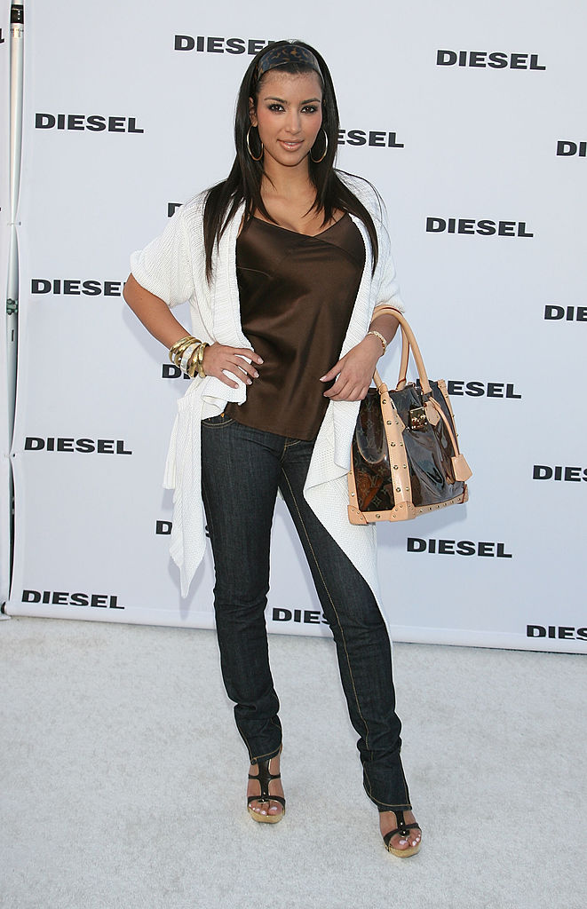 e382eba49a These Are Kim Kardashian s Most Embarrassing Outfit Choices