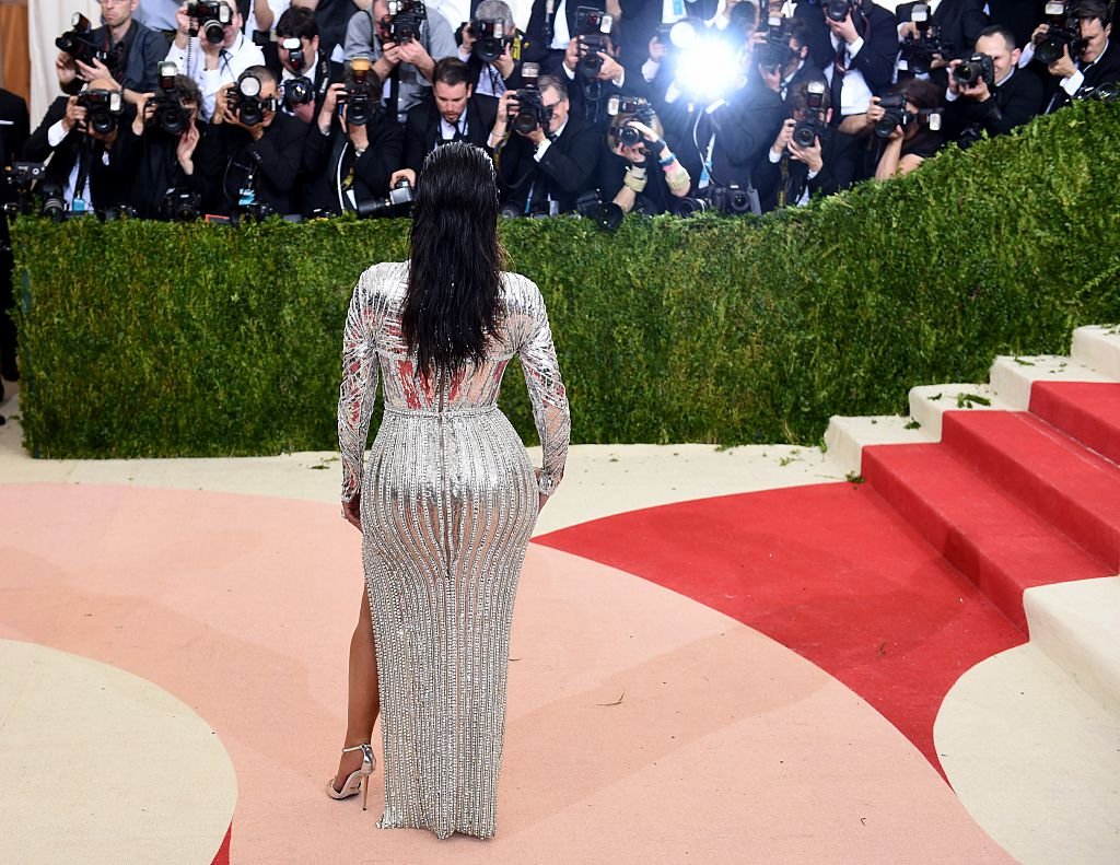 Kim Kardashian Met Gala