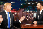 Jimmy Kimmel: Every Time the Late-Night TV Host Has Taken on Donald Trump