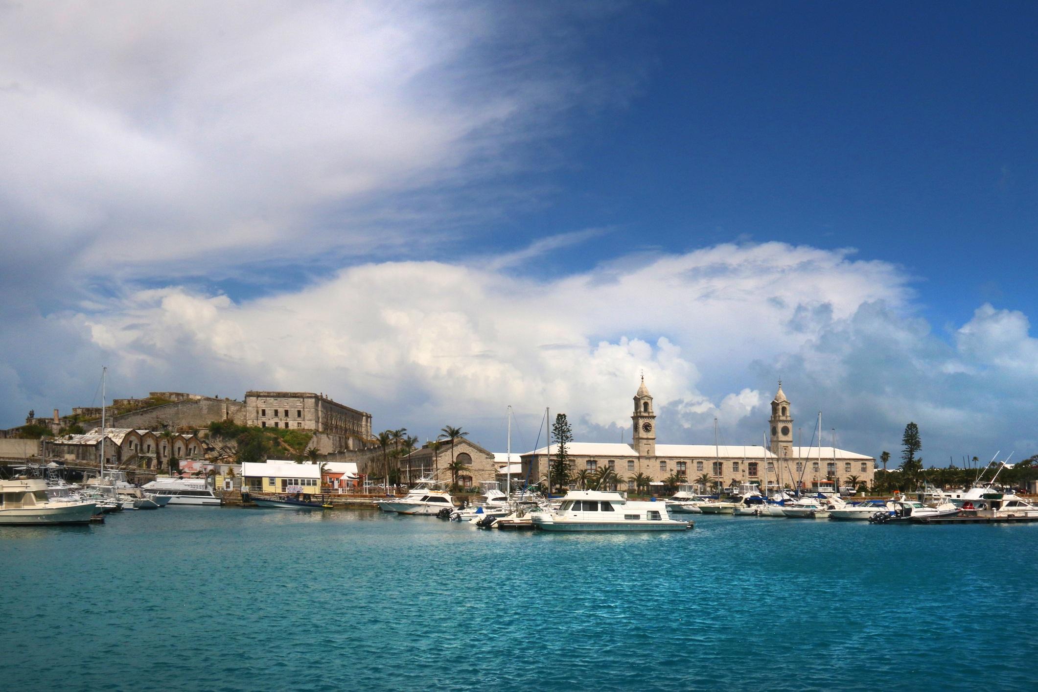 King's Wharf Bermuda