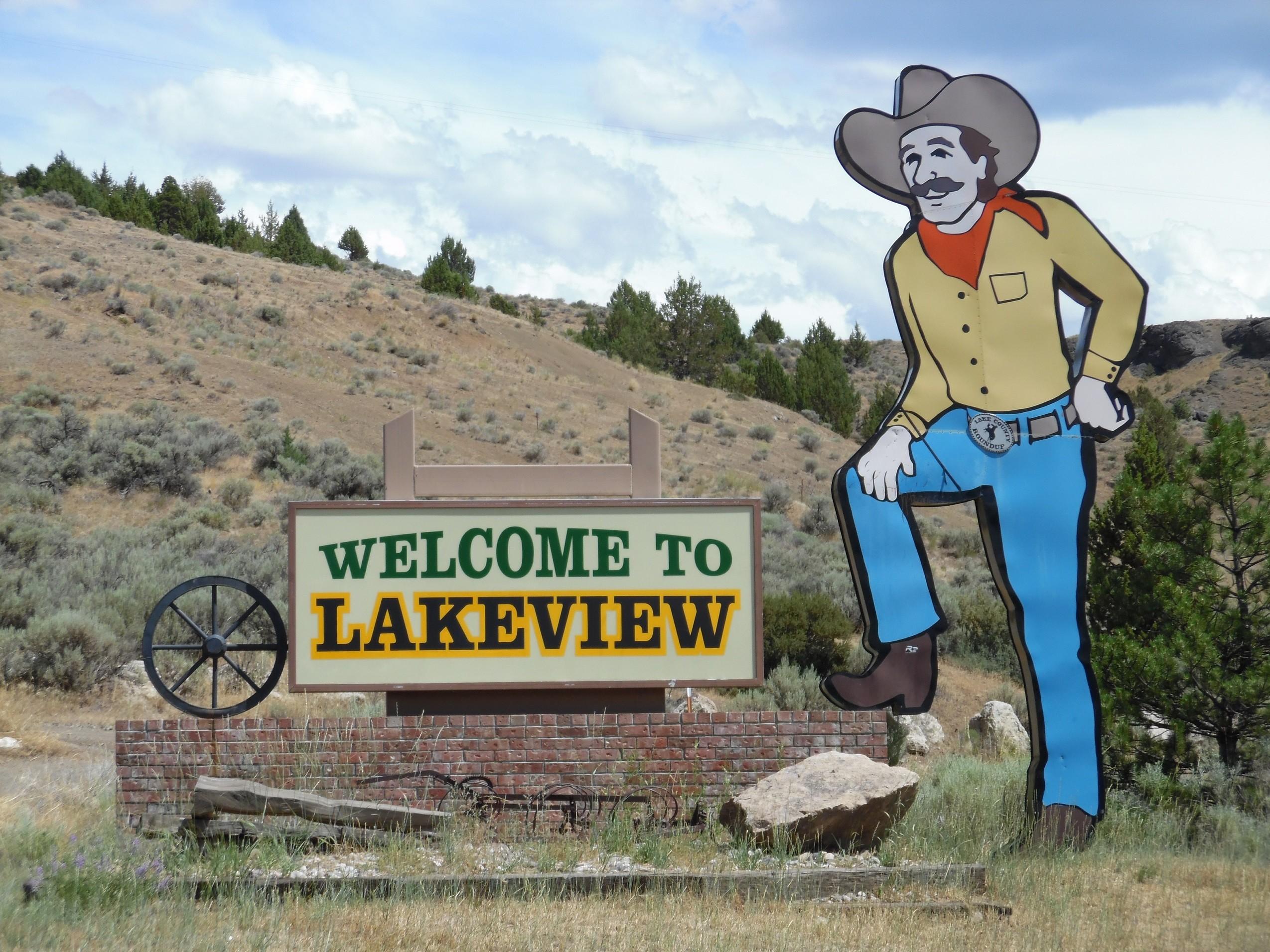 Lakeview, Oregon