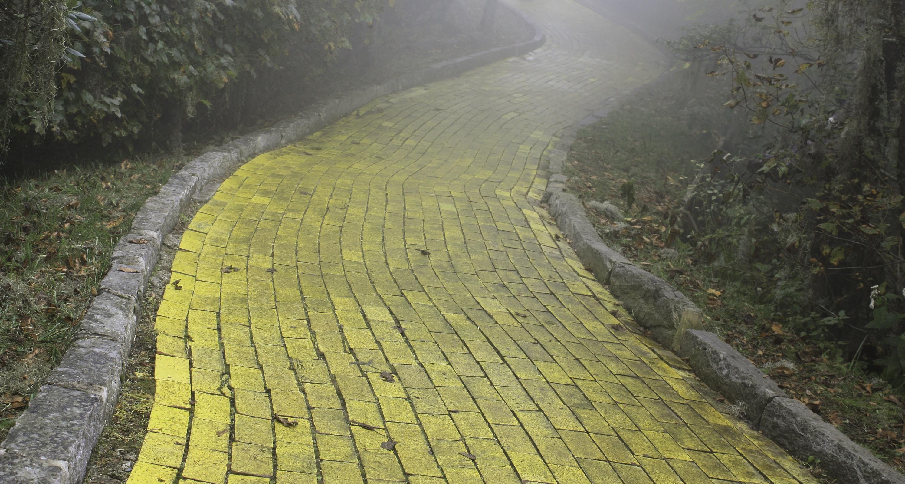 Land of Oz theme park abandoned