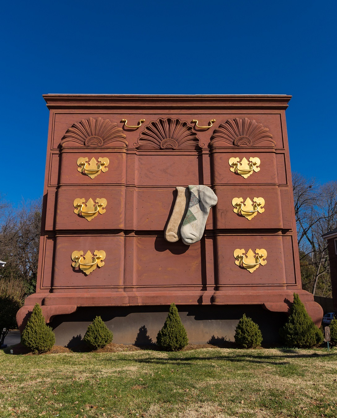 World's Largest Chest of Drawers High Point NC