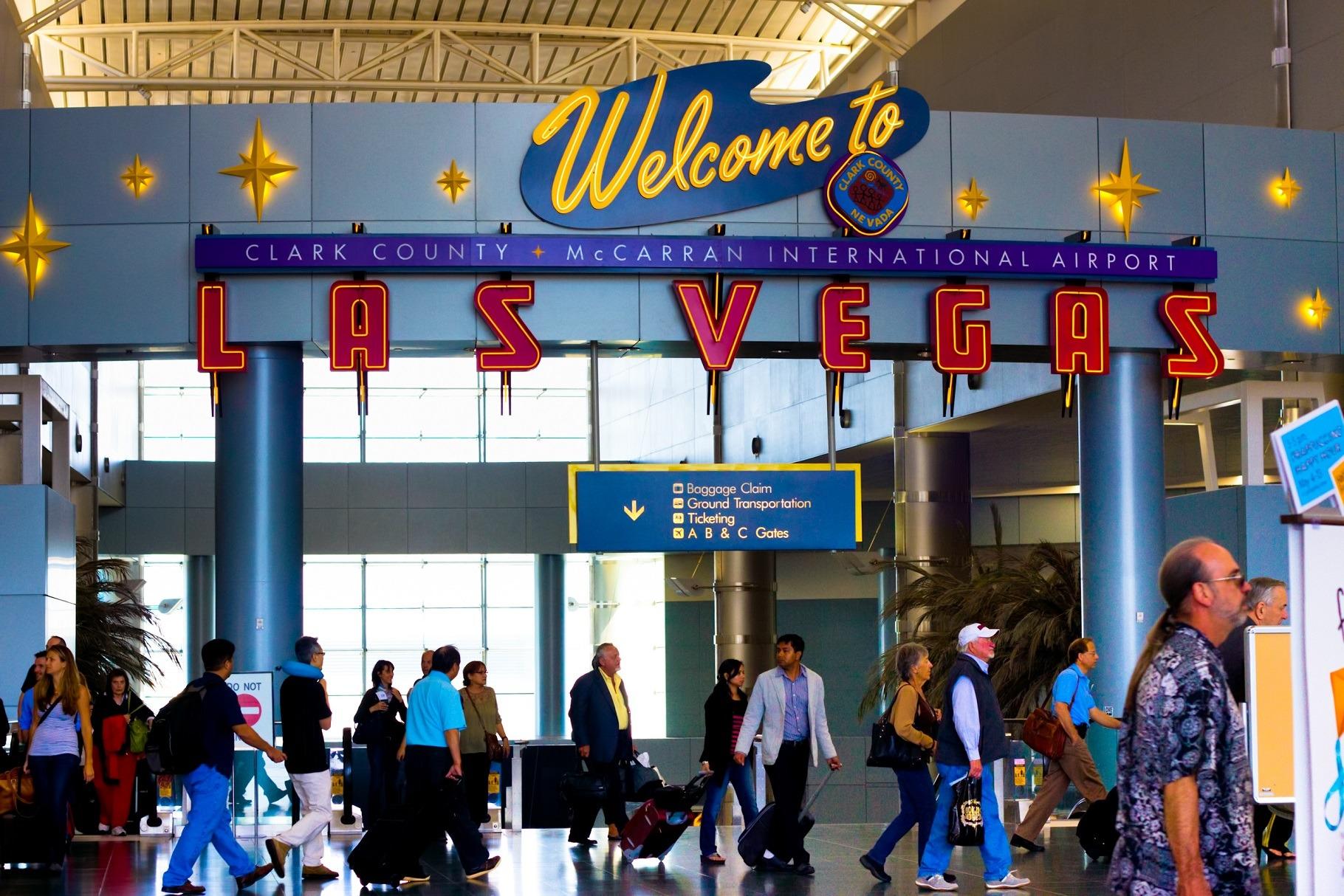 McCarran Las Vegas Airport